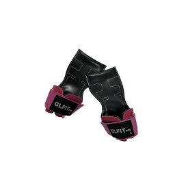 パワーグリップ GLFIT PRO ピンク 筋トレ 高重量対応 ウェイトトレーニング ゴム ラバー 滑り止め 激安 メンズ レディース ユニセックス ダンベル バーベル ベンチプレス グローブ コブラ
