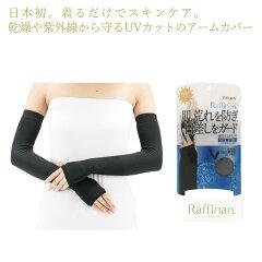 日本初!着るコスメRaffinan(ラフィナン)美容アームパック/腕、ひじ用