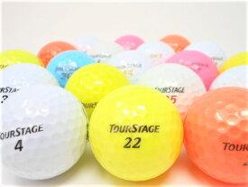 【送料無料】 ツアーステージ限定 30球 パック ロストボール Bランク ゴルフボール 【中古】