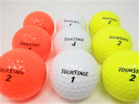 【送料無料】ツアーステージ EXTRA DISTANCE エクストラディスタンス 2014年 モデル 40球 Bランク ロストボール ゴルフボール 【中古】