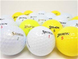 【送料無料】 スリクソン 限定 40球 Bランク ロストボール ゴルフボール 【中古】