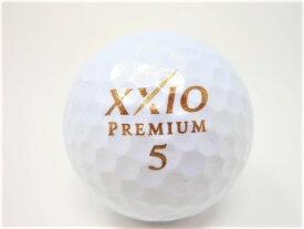 ゼクシオ XXIO PREMIUM ゼクシオプレミアム 2016年 モデル ロストボール 特Aランク ゴルフボール 【中古】