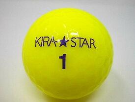 【中古】キャスコ KIRA STAR 2015年モデル ロストボール|特Aランク|ゴルフボール