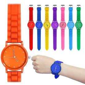 ネコポスOK1通270円 アナログクォーツ 腕時計 サンキューマート//03
