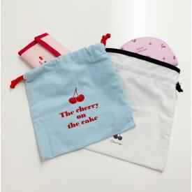 Cherry 巾着 サンキューマート