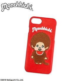 ネコポスOK1通270円 モンチッチ コラボ iPhoneケース iPhone6/6s/7/8 兼用 サンキューマート//03