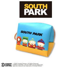 サウスパーク コラボ ミニ箱型ポーチ サンキューマート