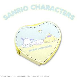 サンリオキャラクターズ コラボ ハートコインケース ねそべり サンキューマート