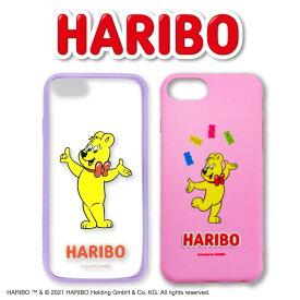 ハリボー コラボ iPhone6/6s/7/8/SE2対応ケース サンキューマート