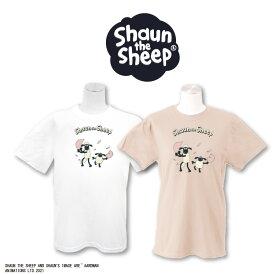 ひつじのショーン コラボ プリントTシャツ 二人 サンキューマート