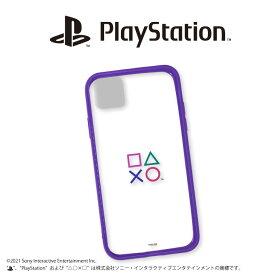 PlayStation コラボ iPhoneXR/11対応ケース フチ付きクリア サンキューマート