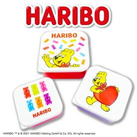 ハリボー コラボ ランチボックス 正方形 サンキューマート ネコポス不可