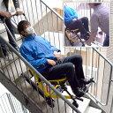 電動昇降ヒューマンアシスト台車 ELCTRLHM 荷物運び 障害 階段 楽 乗降 災害 障碍者 障害者 介護 人間 ヒト