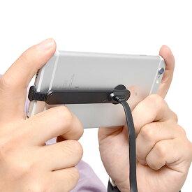 [公式]横持ちゲーム向け「ピタっとつくL字Lightning充電ケーブル」 IPHCBLGM iPhone iPad アイフォーン アイパッド Lightning ライトニング 充電 ケーブル L字 断線 コネクタ 横持ち