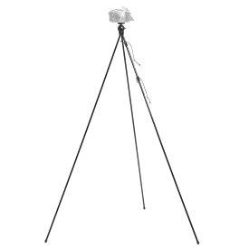 折りたたみ式超軽量自動組み立て三脚 LGTRPD02 カメラ 三脚 ロング 長い 折りたたみ コンパクト 超軽量 軽い ポータブル 一眼レフ スマホ スマートフォン 折り畳み