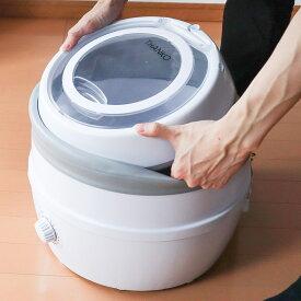 [公式]収納できる小さい洗濯機「折りたたみ洗濯機」SFPSWMLG 洗濯機 収納 コンパクト 一人暮らし 小さい 折りたたみ