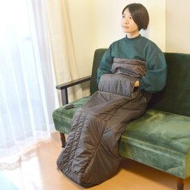 着るお一人様用こたつ TKWKOHKO 足 フット お腹 背中 腰 暖房 ヒーター ウォーマー 足温器 電気 電熱 毛布 足入れ あたため 楽天1位