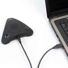 [公式]会議で使える Skypeスピーカーフォン 「みんなで話す蔵」 USBSKPMT 送料無料