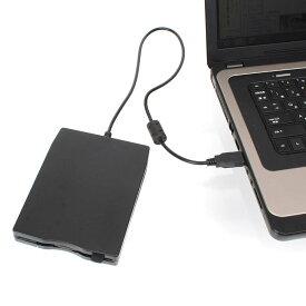 【SALE★全品ポイント10倍】★Windows10対応!★USB 3.5インチフロッピーディスクドライブ USBFPDK4