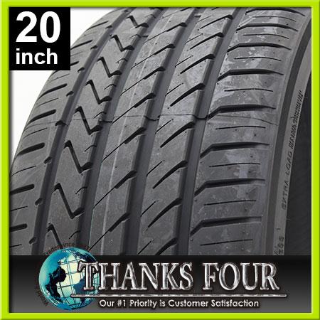 LEXANI TIRE LX-TWENTY レクサーニ タイヤ 1本価格245/35R20PARTS# LXST202035040【サンクスフォー】