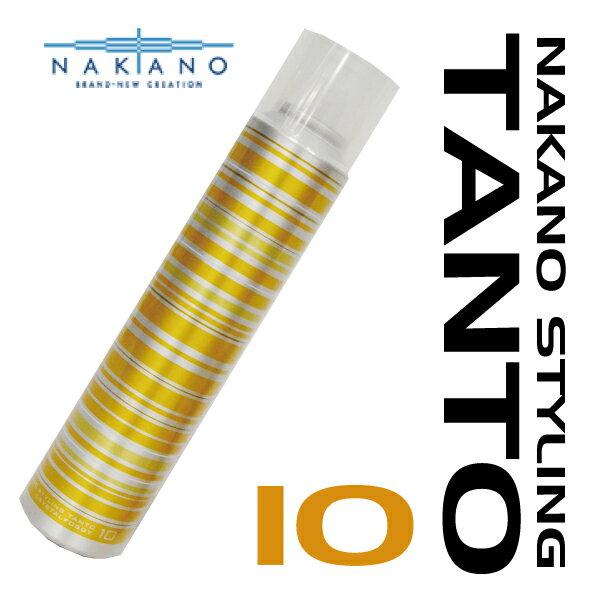 ナカノ スタイリング タント クリスタルフォギー【10】 180g 中野製薬
