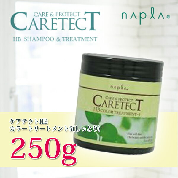 ナプラ ケアテクト HB カラートリートメントS しっとりタイプ 250g napla/