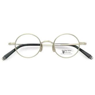 点八倍 ! 美国光学 (美国光学) 纯银镜架
