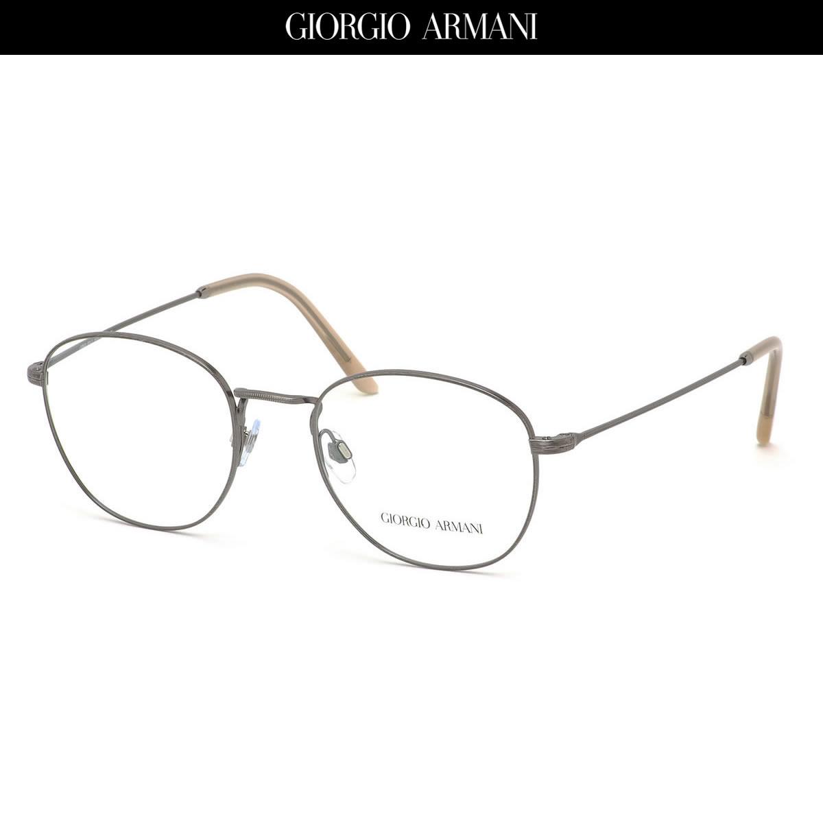 ポイント最大33倍 GIORGIO ARMANI ジョルジオアルマーニ メガネAR5082 3200 50サイズアルマーニ FRAMES OF LIFE クラッシックモード ウェリントンジョルジオアルマーニGIORGIOARMANI メンズ レディース