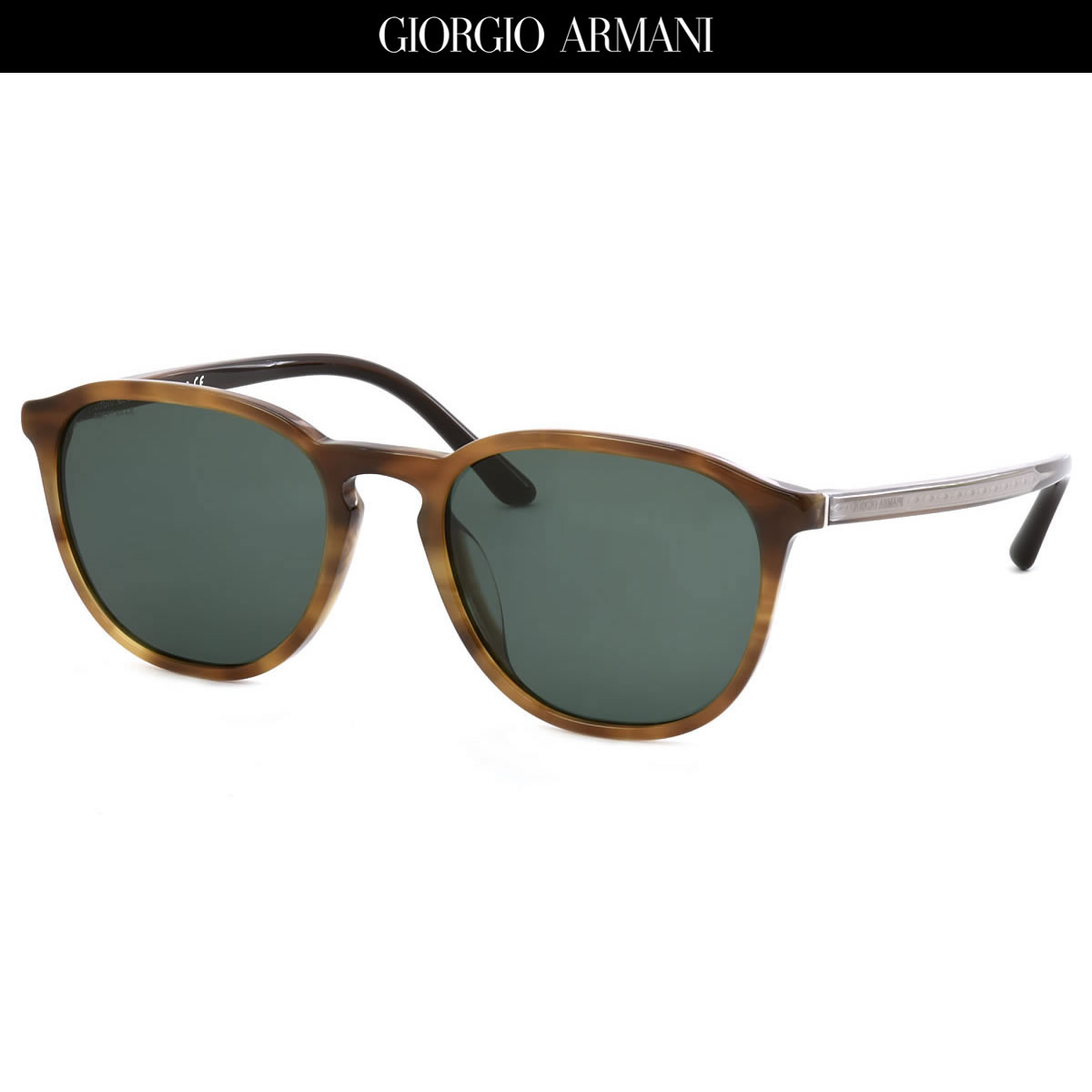 GIORGIO ARMANI ジョルジオアルマーニ サングラスAR8104F 561771 53サイズFRAMES OF LIFE フレームズ オブ ライフ トレンド レトロジョルジオアルマーニ GIORGIOARMANI メンズ レディース