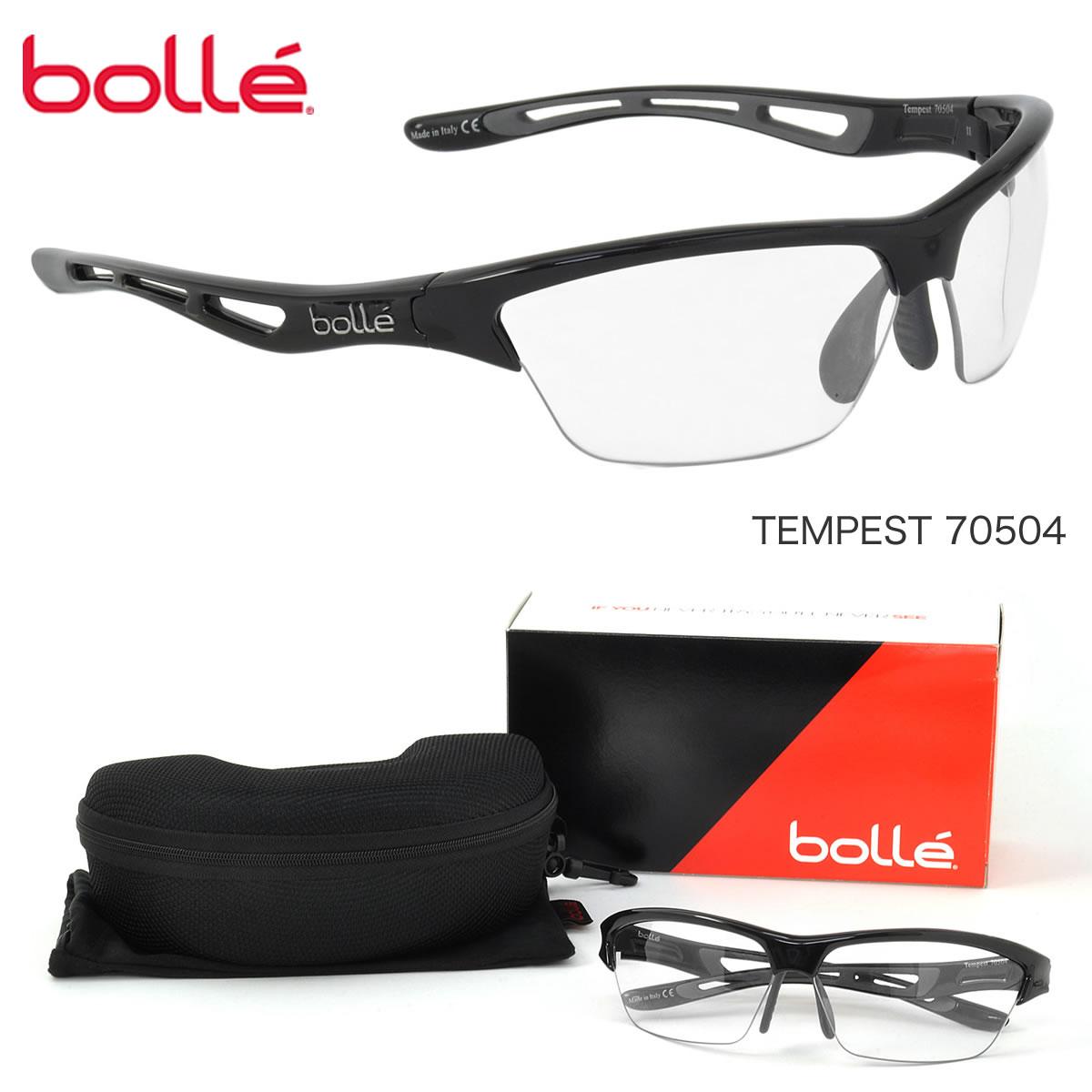 【BOLLE】 (ボレー) サングラスTEMPEST 70504 71サイズスポーツ BOLLE メンズ レディース