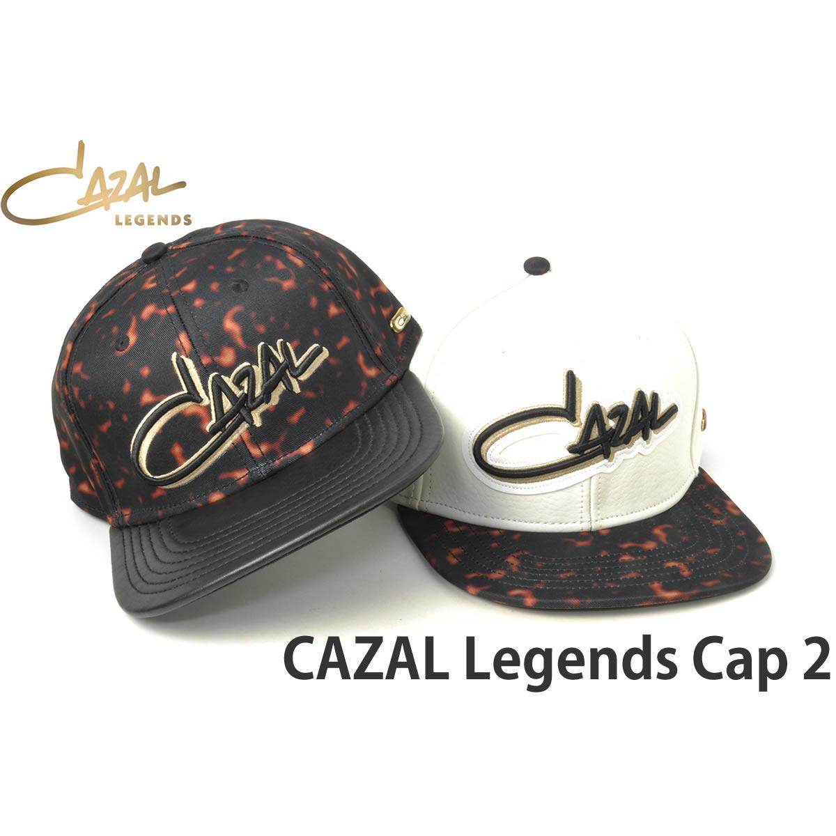 19日18時まで使える10%OFFクーポン登場! 【CAZAL】(カザール) キャップ レザー 専用巾着袋付 CAZAL CAP LEGENDS LEATHER 本革 帽子 レジェンド レジェンズ メンズ レディース [ACC]