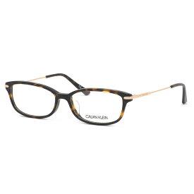 カルバンクライン Calvin Klein メガネ CK18714A 235 54サイズ ck アジアンフィット スクエア コンビネーション カルバンクラインCalvinKlein メンズ レディース