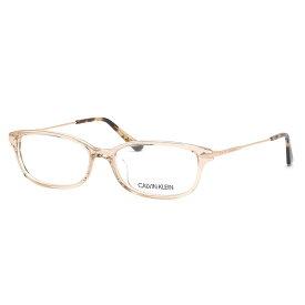カルバンクライン Calvin Klein メガネ CK18714A 270 54サイズ ck アジアンフィット スクエア コンビネーション カルバンクラインCalvinKlein メンズ レディース