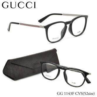(GUCCI) 眼镜 GG1143F CVS 52 大小 ITA 眼镜免费亚洲适合的惠灵顿古奇 ITA 镜片镜头自由女人的男人