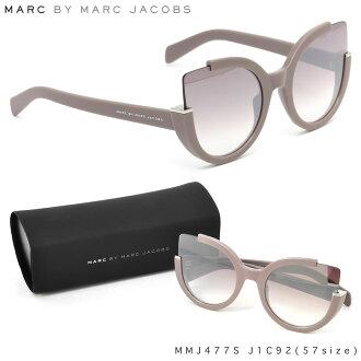 马可 · 马克 · 雅各布斯太阳镜 MMJ477S J1C92 57 大小马克由 MARCJACOBS 狐狸女士