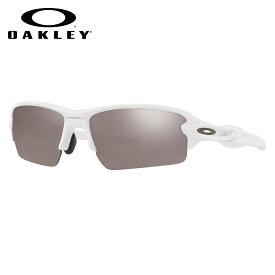 オークリー OAKLEY サングラス OO9271-24 FLAK 2.0 フラック2.0 アジアフィット Asia Fit アジアンフィット Polished White / Prizm Black Polarized 偏光レンズ 偏光サングラス オークリー OAKLEY メンズ レディース
