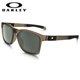 オークリー サングラス カタリスト OAKLEY OO9272-01 CATALYST Sepia / Dark Gray オークレー メンズ レディース