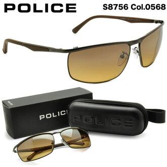 到要點最大26倍3月27日星期一9:59警察太陽眼鏡S8756 0568 64尺寸CHARGER1警察POLICE人分歧D