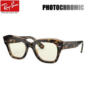 Ray-BanサングラスRB21861292BL49レイバンEVERGLASSESエバーグラスEVOLVEエボルヴエヴォルヴエボルブ調光レンズフォトクロミックブルーライトカットSTATESTREETステートストリートメンズレディース