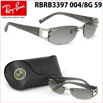 (雷斑)太阳眼镜RB3397 004/8G 59尺寸雷斑RAYBAN人分歧D