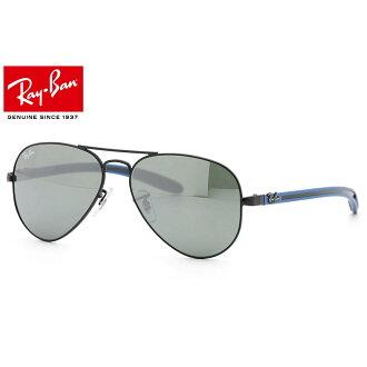 b49ff1be84 Ray-Ban Sunglasses RB8307 006 40 55size TECH AVIATOR CARBON FIBRE GENUINE  NEW rayban ray ban