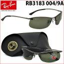 レイバン サングラス Ray-Ban RB3183 004/9A 63サイズ 偏光レンズ レイバン RAYBAN メンズ レディース