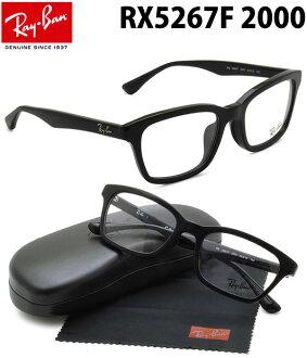 (雷斑)眼鏡架子RX5267F 2000 53尺寸全部的合身雷斑RAYBAN人分歧D