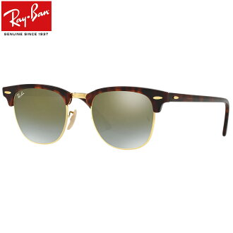 Ray-Ban Sunglasses RB3016 990 9J 51size CLUBMASTER GENUINE NEW rayban ray  ban 0b38c88bb2a
