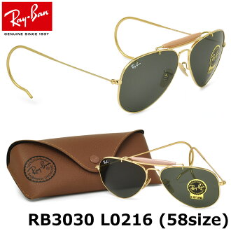 c5c77d19cb Ray-Ban Sunglasses RB3030 L0216 62size OUTDOORSMAN GENUINE NEW rayban ray  ban