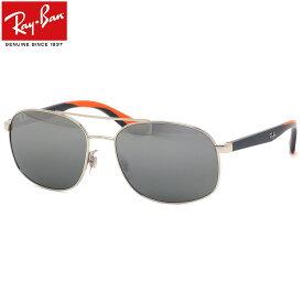 Ray-Ban レイバン サングラス RB3593 910188 58サイズ ダブルブリッジ ツーブリッジ ラバー コンビネーション メンズ レディース