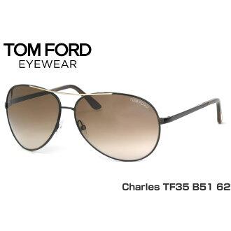 到要點最大16倍3月17日星期五9:59(TOM FORD)太陽眼鏡TF0035 B51 62尺寸TOMFORD查理Charles FT0035/S人分歧D