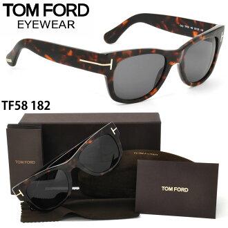 点八倍 ! (TOM FORD) 太阳镜 TF0058 182 52 大小 TOMFORD Cary CARY FT0058 密封一个服务男人女人