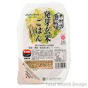 木村式自然栽培米朝日 発芽玄米ごはん 1パック(180g)