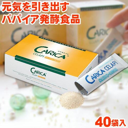 カリカセラピ SAIDO-PS501 3g×40包【特典付き】